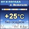 Ну и погода в Ноябрьске - Поминутный прогноз погоды